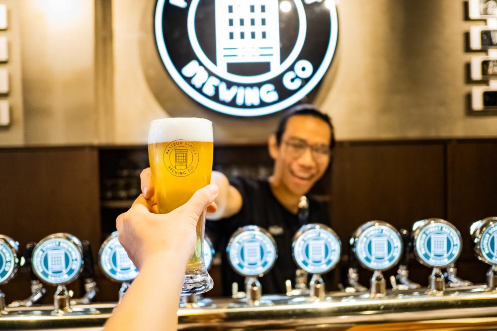 Pasteur Street new beer